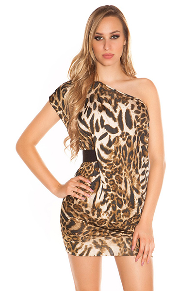Roupa Vestido leo