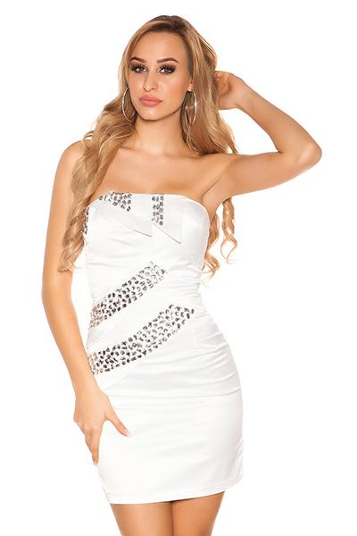 Roupa Vestido de cetim