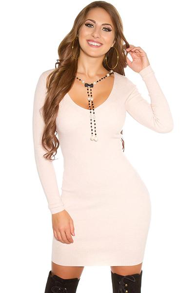 Roupa Vestido c/ s/ colar