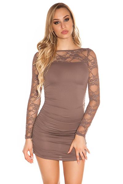 Roupa Vestido c/ renda