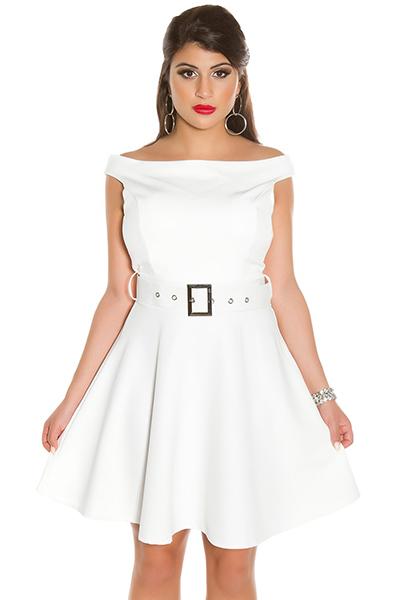 Roupa Vestido c/ cinto