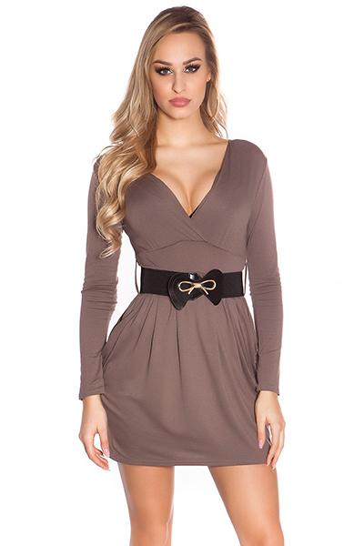 Roupa Vestido e cinto