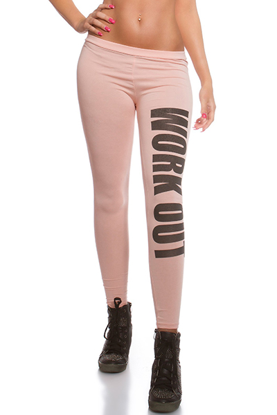 Roupa Leggings desportivas