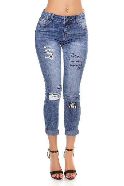 Roupa Jeans 7-8