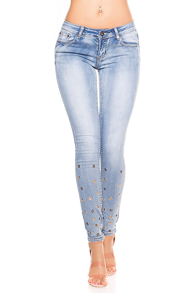 Roupa Jeans skinny