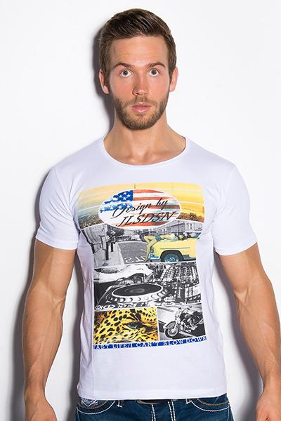 Roupa T-Shirt estampada