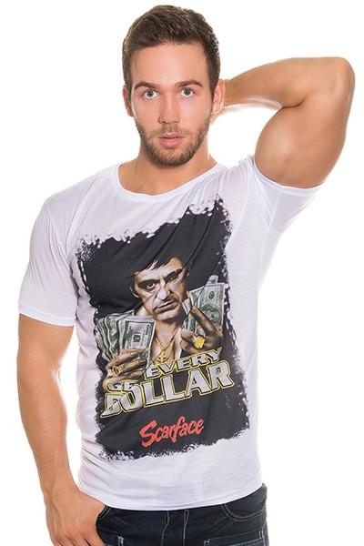 Roupa T-Shirt Scarface