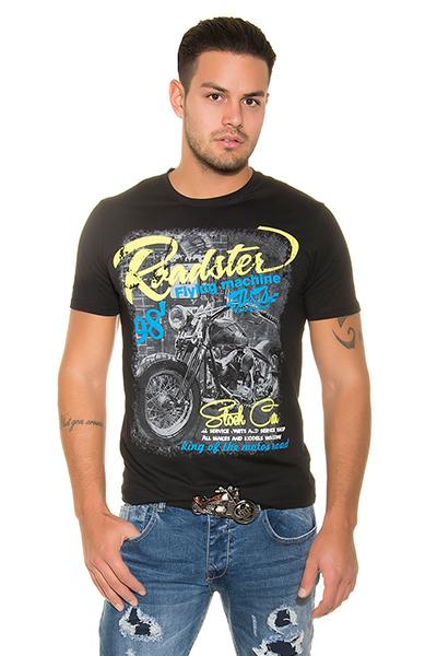 Roupa T-Shirt Roadster