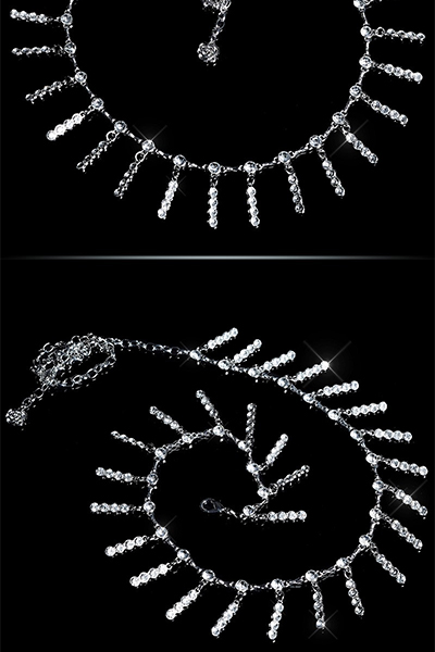 Roupa Cinto c/ cristais