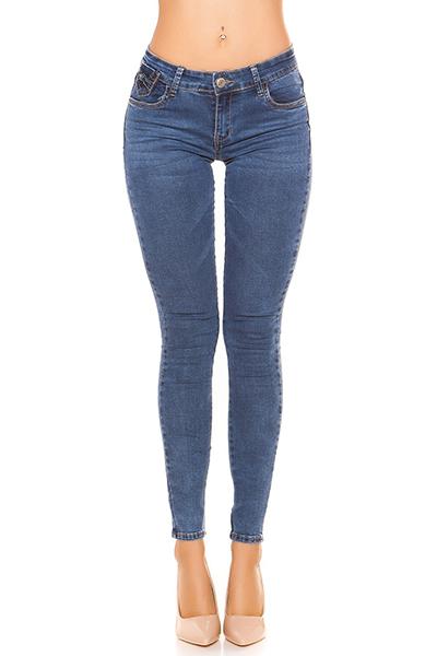 Roupa Jeans c/ cristais