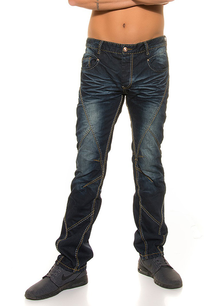 Roupa Jeans c/ fecho