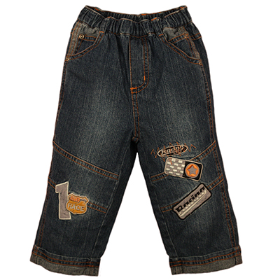 Roupa Jeans bebé menino