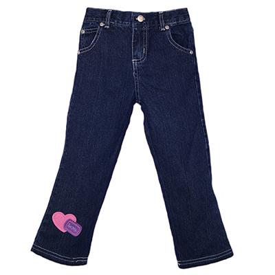 Roupa Jeans para menina
