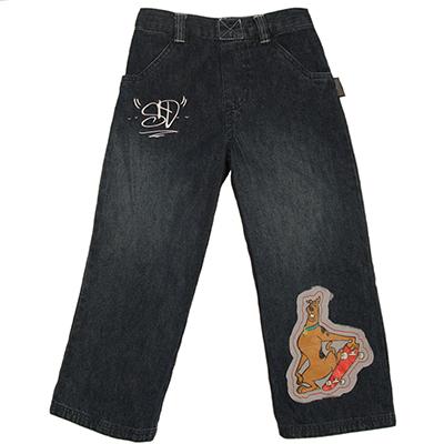 Roupa Jeans Scooby-Doo