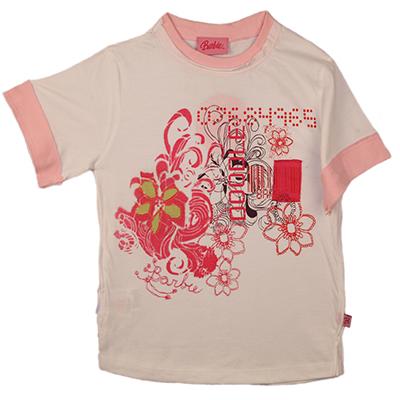 Roupa T-Shirt da Barbie