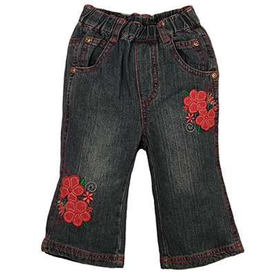 Roupa Jeans bebé menina