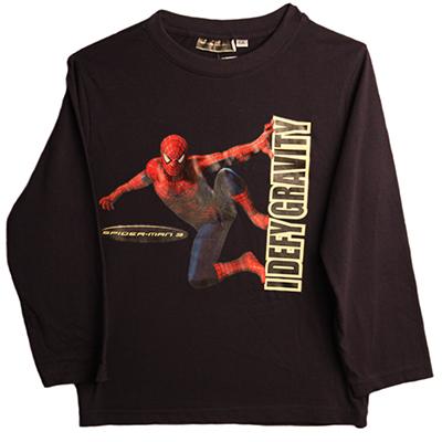 Roupa Camisola Spider Man