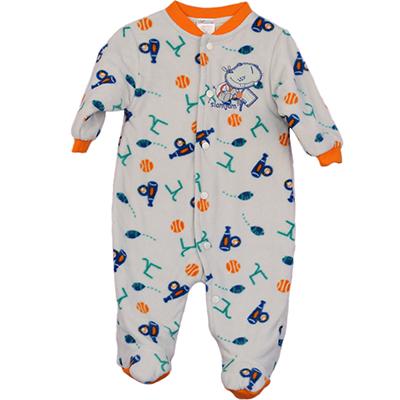 Roupa Pijama em malha polar