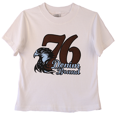 Roupa T-Shirt para menino